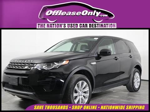 2016 Land Rover Discovery Sport for sale in Orlando, FL