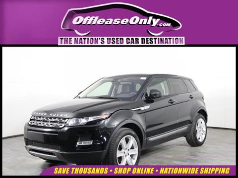 2015 Land Rover Range Rover Evoque for sale in Orlando, FL