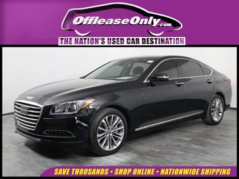 2017 Genesis G80 for sale in Orlando, FL