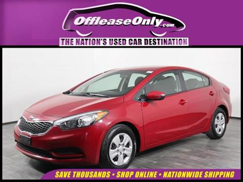 Cars For Sale In Orlando >> 2016 Kia Forte For Sale In Orlando Fl