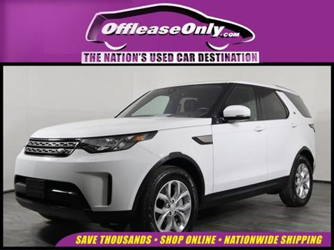 2018 Land Rover Discovery for sale in Orlando, FL