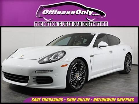 2016 Porsche Panamera for sale in Orlando, FL