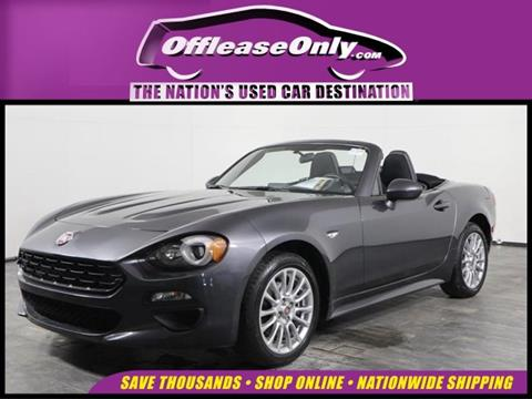 2017 FIAT 124 Spider for sale in Orlando, FL