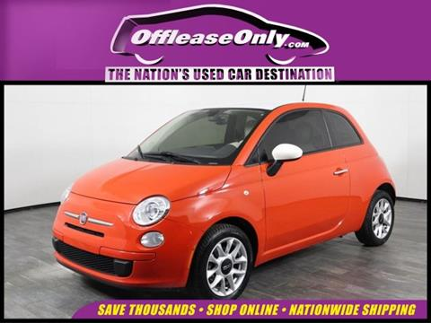 2017 FIAT 500 for sale in Orlando, FL