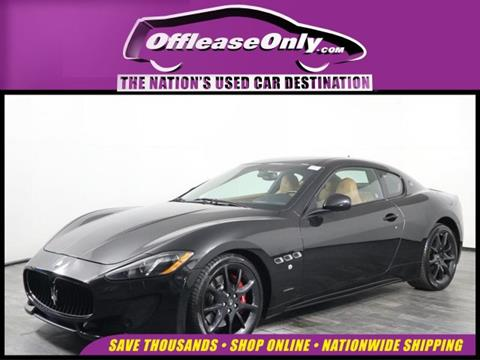 2016 Maserati GranTurismo for sale in Orlando, FL