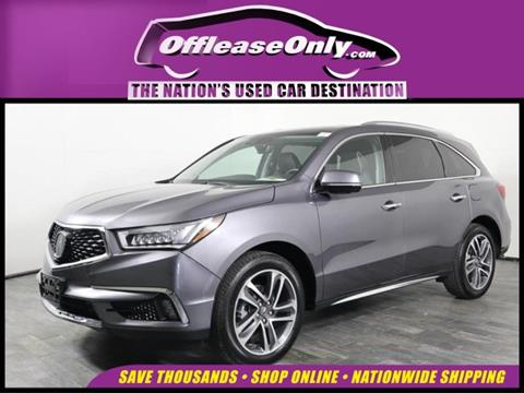 2018 Acura MDX for sale in Orlando, FL