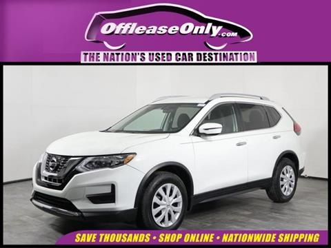 2017 Nissan Rogue for sale in Orlando, FL