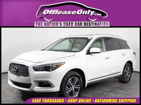2016 Infiniti QX60 for sale in Orlando, FL