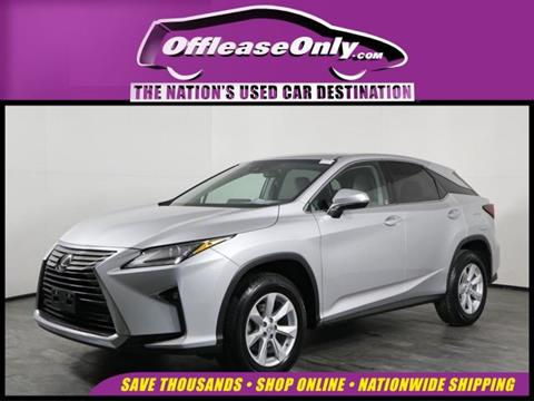 2017 Lexus RX 350 for sale in Orlando, FL