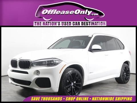 2017 BMW X5 for sale in Orlando, FL