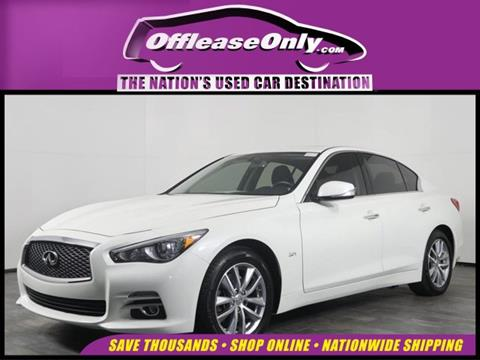 2016 Infiniti Q50 for sale in Orlando, FL