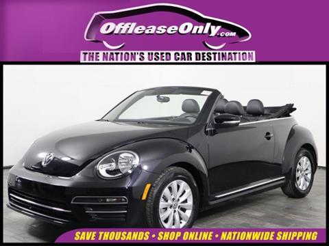 2019 Volkswagen Beetle for sale in Orlando, FL