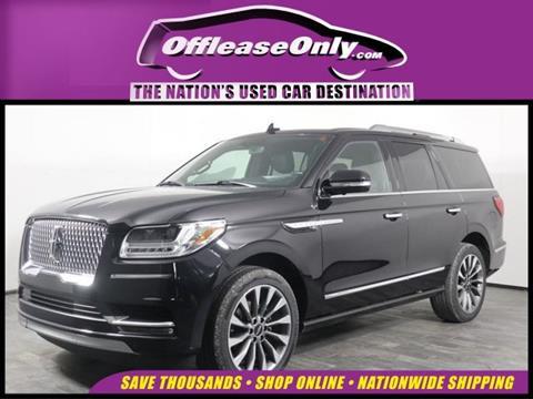 2019 Lincoln Navigator for sale in Orlando, FL