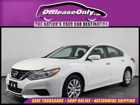 2016 Nissan Altima for sale in Orlando, FL