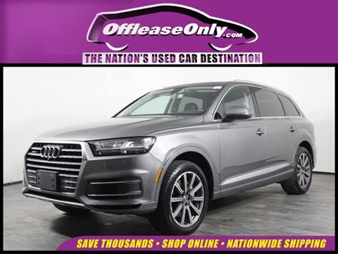 2017 Audi Q7 for sale in Orlando, FL