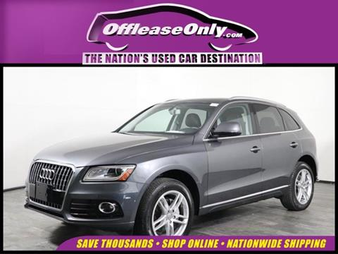 2016 Audi Q5 for sale in Orlando, FL
