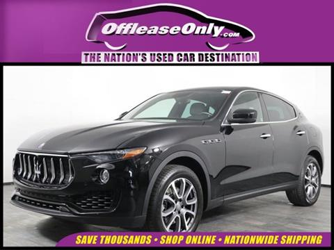2018 Maserati Levante for sale in Orlando, FL
