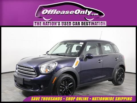 2016 MINI Countryman for sale in Orlando, FL