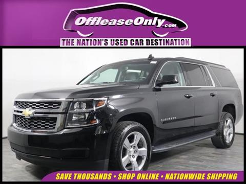 2018 Chevrolet Suburban for sale in Orlando, FL