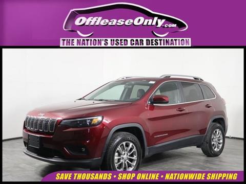 2019 Jeep Cherokee for sale in Orlando, FL