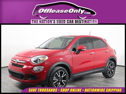 2017 FIAT 500X for sale in Orlando, FL
