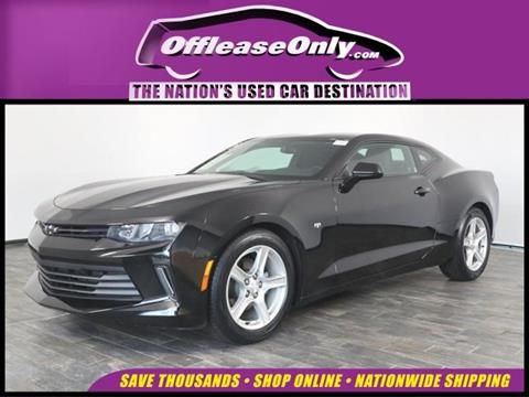 2016 Chevrolet Camaro for sale in Orlando, FL