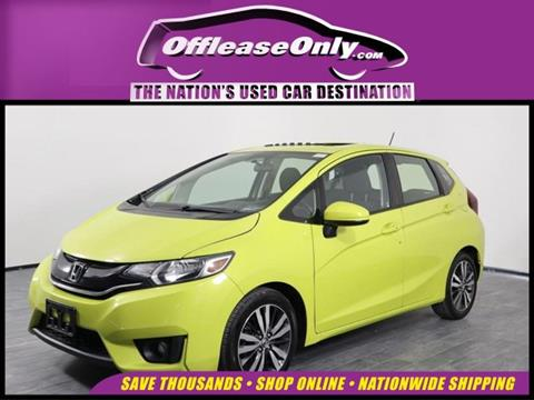 2016 Honda Fit for sale in Orlando, FL