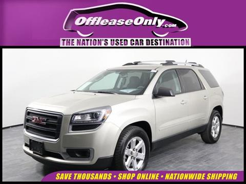 2016 GMC Acadia for sale in Orlando, FL