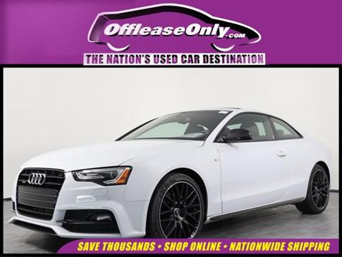 2017 Audi A5 for sale in Orlando, FL