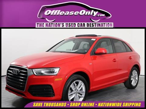 2018 Audi Q3 for sale in Orlando, FL