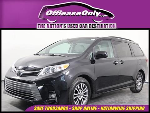 2018 Toyota Sienna for sale in Orlando, FL