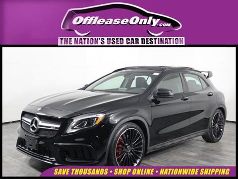 2018 Mercedes-Benz GLA for sale in Orlando, FL