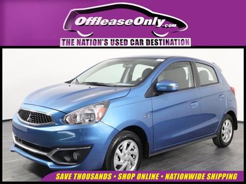 2018 Mitsubishi Mirage for sale in Orlando, FL