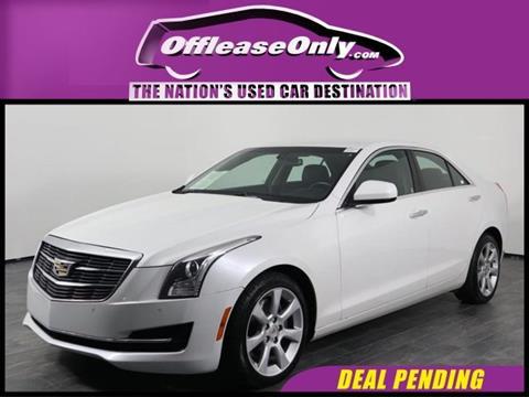 2016 Cadillac ATS for sale in Orlando, FL