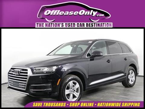 2018 Audi Q7 for sale in Orlando, FL