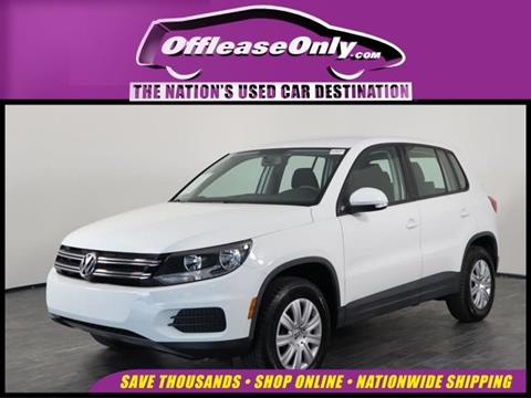 2018 Volkswagen Tiguan Limited for sale in Orlando, FL