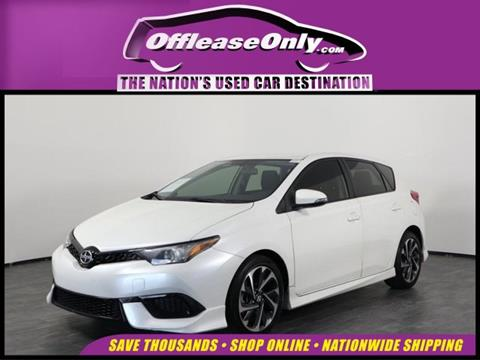 2016 Scion iM for sale in Orlando, FL