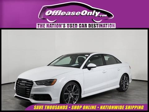 2016 Audi S3 for sale in Orlando, FL