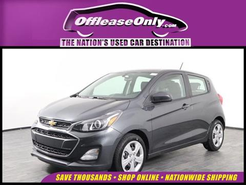2019 Chevrolet Spark for sale in Orlando, FL