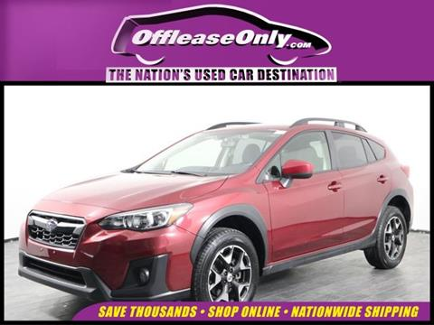 2018 Subaru Crosstrek for sale in Orlando, FL