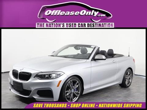 2016 BMW 2 Series for sale in Orlando, FL