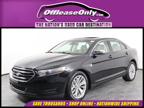 2019 Ford Taurus for sale in Orlando, FL