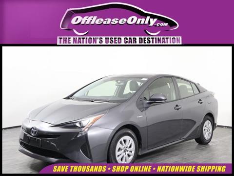 2016 Toyota Prius for sale in Orlando, FL