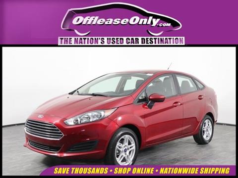 2017 Ford Fiesta for sale in Orlando, FL
