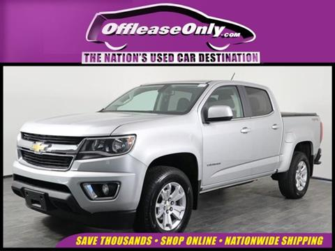 2018 Chevrolet Colorado for sale in Orlando, FL