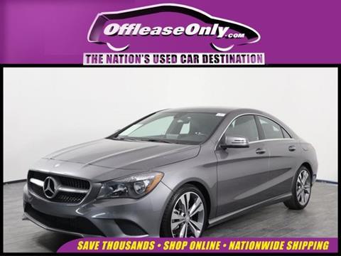2016 Mercedes-Benz CLA for sale in Orlando, FL