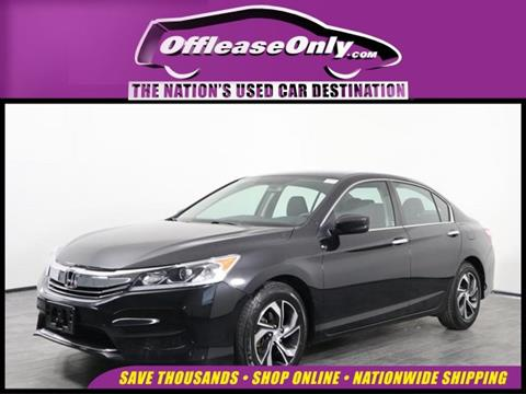 2016 Honda Accord for sale in Orlando, FL