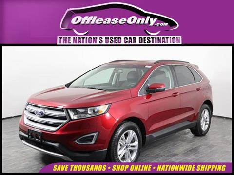 2018 Ford Edge for sale in Orlando, FL
