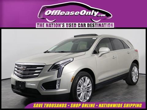 2017 Cadillac XT5 for sale in Orlando, FL