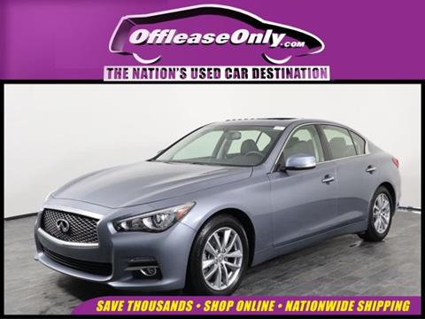 2017 Infiniti Q50 for sale in Orlando, FL